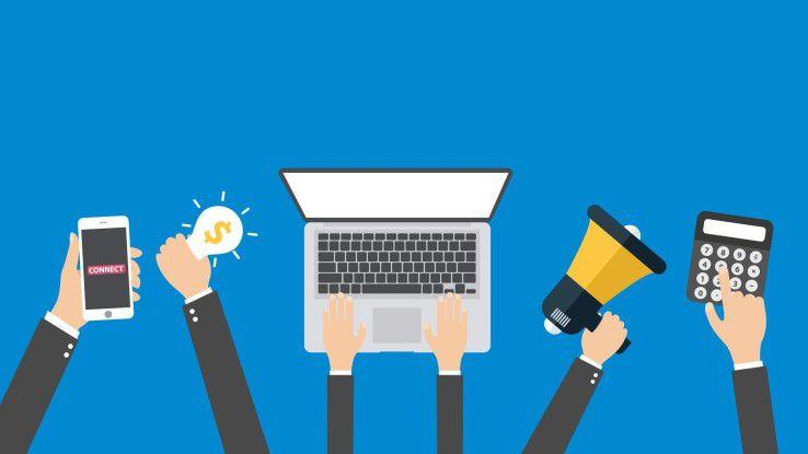 Die Mehrzahl der von IDG Research befragten Unternehmen hat das Potenzial digitaler Kundenbeziehungen erkannt.