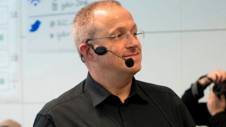Andreas Christian Fischer hat vor vier Jahren die erste Entwickler-Community bei der Datev ins Leben gerufen. Heute treffen sich mehr als 600 Mitarbeiter in 20 unterschiedlichen Communities zu Themen der Softwareentwicklung.