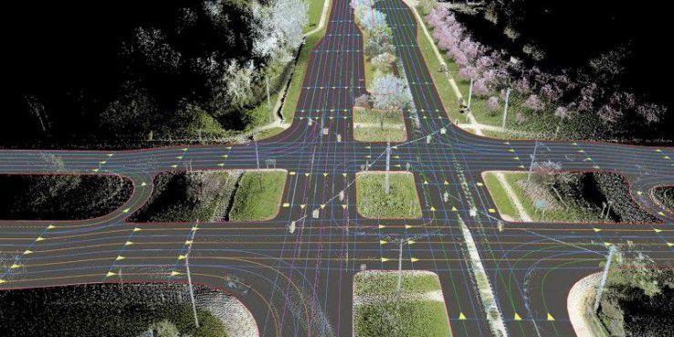 Here spielt schon heute eine zentrale Rolle bei der Entwicklung des hochautomatisierten Fahrens.