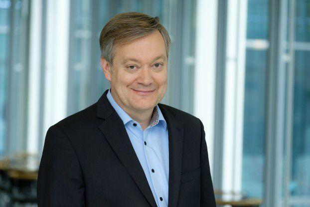 """Frank Strecker verantwortet bei T-Systems das gesamte Cloud-Business, darunter die gemeinsam mit Huawei betriebene """"Open Telekom Cloud""""."""