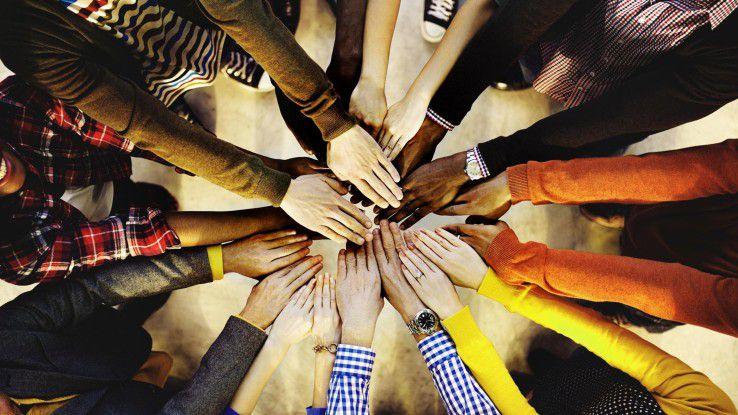 Collaboration ist Pflicht - nicht nur im Office.