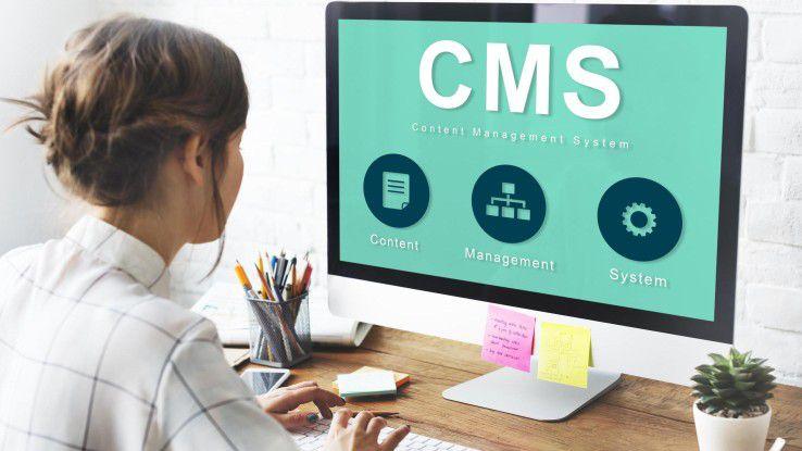 Typo 3 und WordPress gehören zu den meist genutzten Content-Management-Systemen (CMS) für den Aufbau und die Verwaltung von Websites.