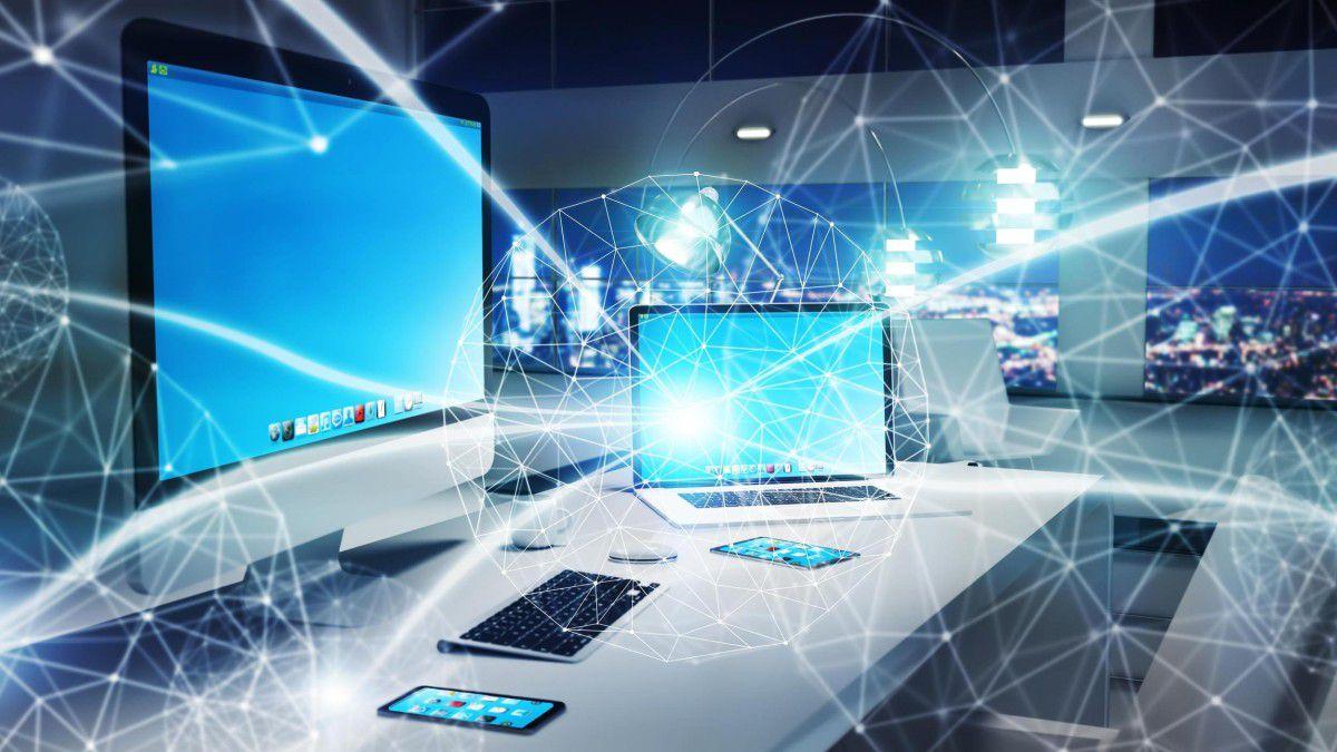 Kommunikation und Collaboration: Der Arbeitsplatz der Zukunft setzt ...