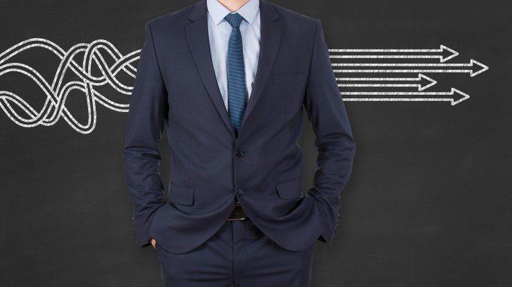 Um optimale Prozesse zu erreichen, sollten Sie auf eine ganzheitliche BPM-Strategie setzen.