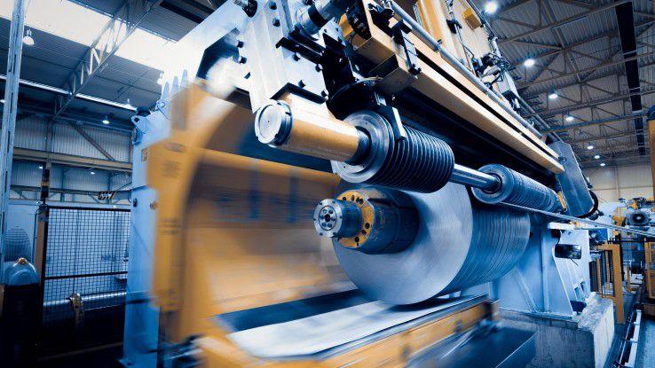 Mit toii vernetzt Thyssen Krupp alle Arten von Maschinen.