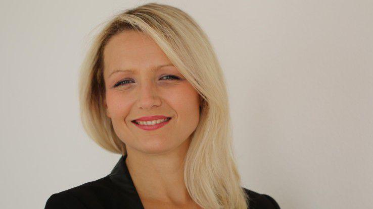 Antonija Pandza ist Change- und Release-Managerin bei Breuninger