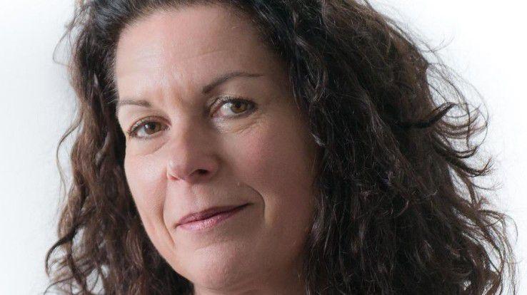 """Corinna Heist, Kühn & Weyh Software: """"Wir wussten, dass wir einige Mitarbeiter entlasten müssen, weil sie am Anschlag sind."""""""