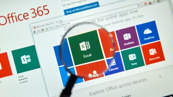 Beim Ausdrucken komplexer Excel-Tabellen müssen Sie zuvor ordnend eingreifen