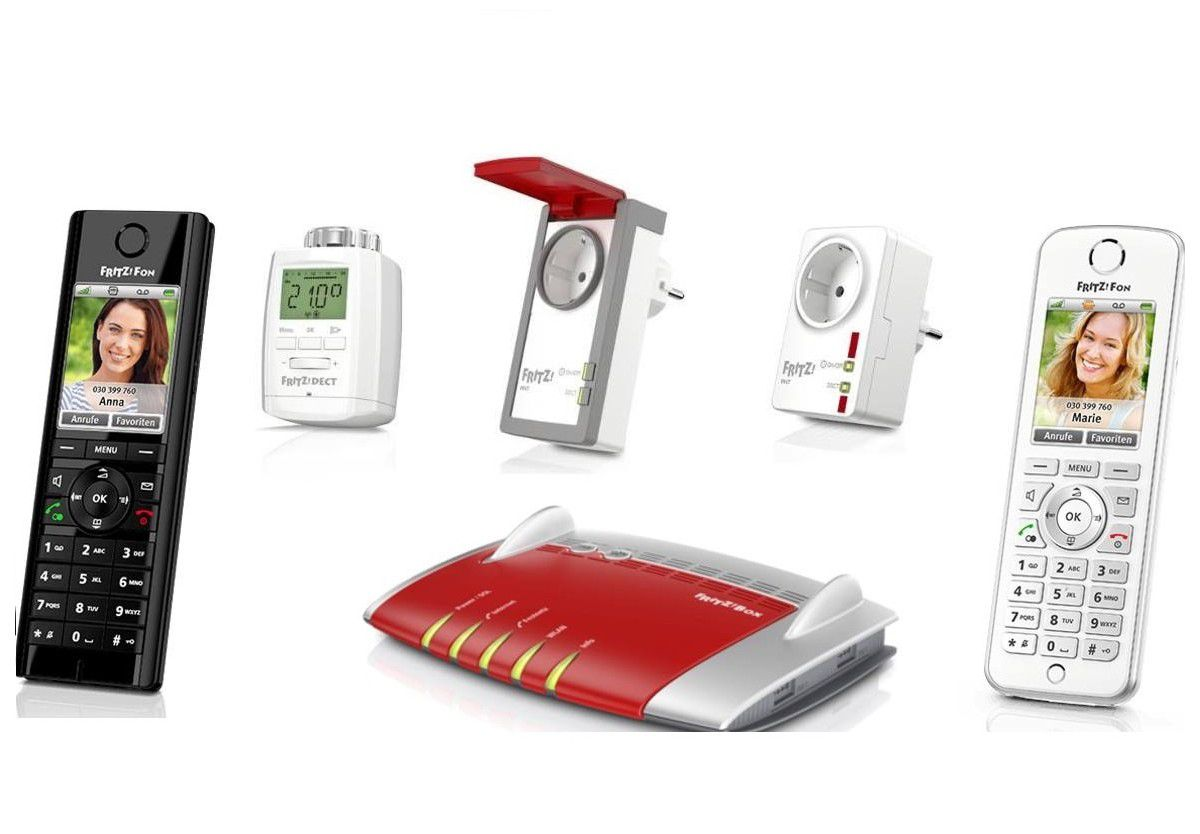 10x Diy Leer : Avm: smart home mit fritzbox alle geräte und möglichkeiten