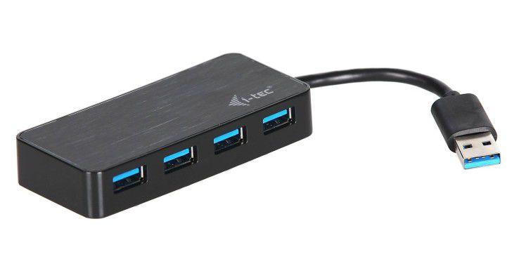 Ein USB-Hub zum Erhöhen der Zahl der USB-Buchsen kostet zwar nur ein paar Euro, die wenigsten Haushalte haben ihn aber daheim und können mit dem PC-Stick sofort loslegen.