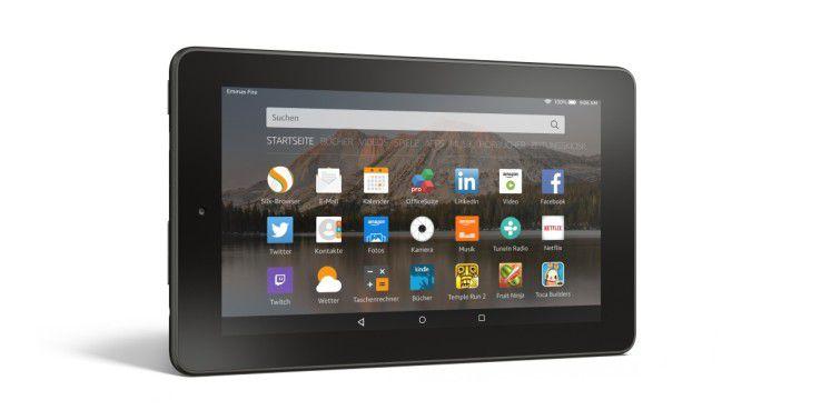 Hü und Hott: Amazon bringt die Verschlüsselungsmöglichkeit für Fire OS per Update zurück