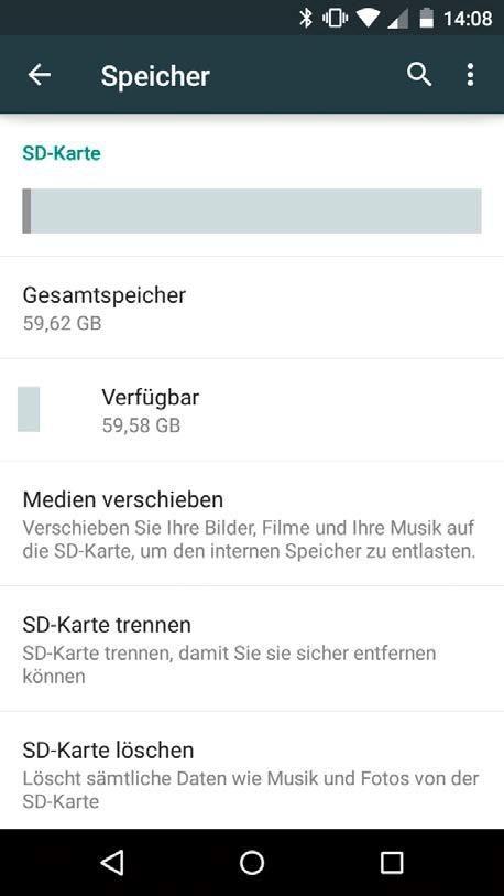 Android 6 0 Apps Auf Sd Karte Verschieben.Tipp Micro Sd Karten Unter Android Optimal Nutzen