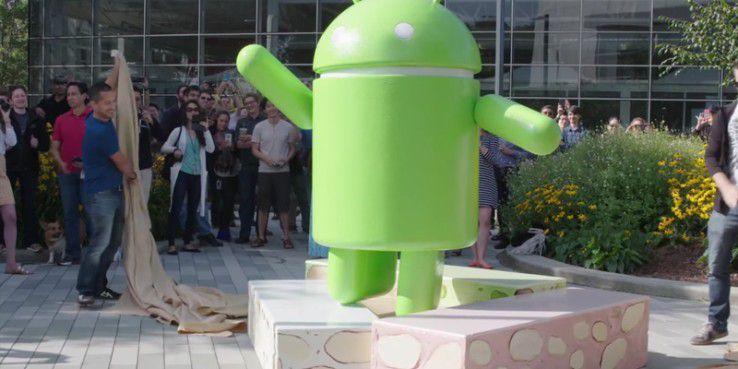 Android Nougat 7.0 kommt derzeit auf einen Nutzeranteil von 0,3 Prozent - vier Mal weniger als Gingerbread und Honeycomb zusammen.