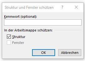 Struktur der Vorlage schützen - Microsoft Office - computerwoche.de