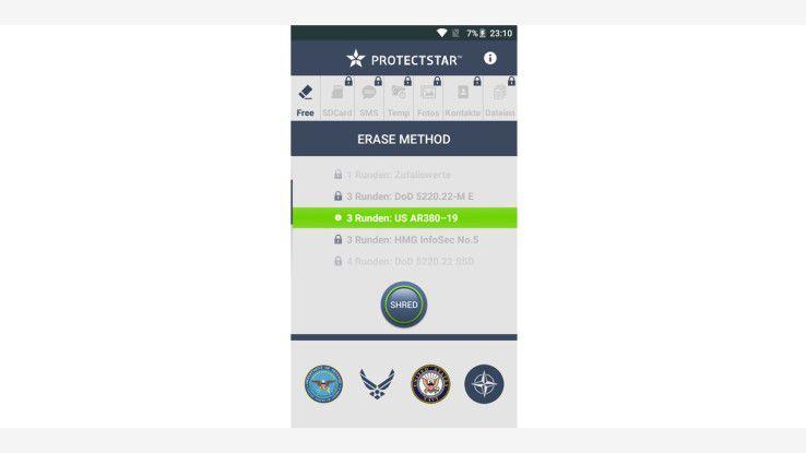 Daten Entfernen Android Richtig Und Sicher Zurucksetzen So Geht S Computerwoche De