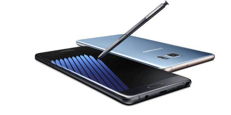 Laut Samsung gab es zwei Gründe für den Akku-Defekt des Galaxy Note 7.