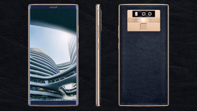 Gionee M7 Plus: Neues Luxus-Smartphone aus China - Foto: Gionee