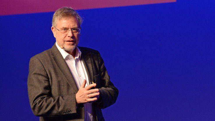 Gunter Dueck glaubt, dass CIOs in den Vorstand gehören, um die Digitalisierung voranzutreiben.