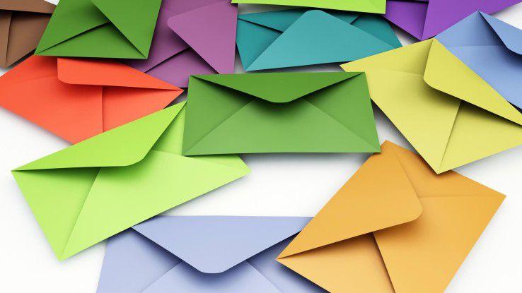 Kommunikation per Mail verhindert zuverlässig ein Übermaß an menschlicher Nähe - was vielen ganz recht ist.