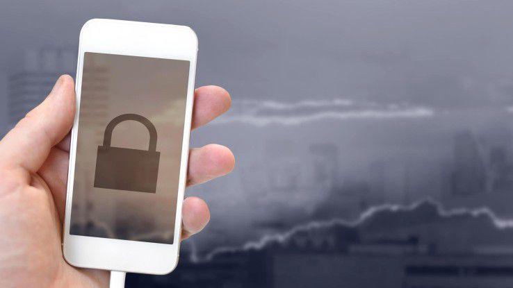 Ist das iPhone wirklich sicher vor Viren?