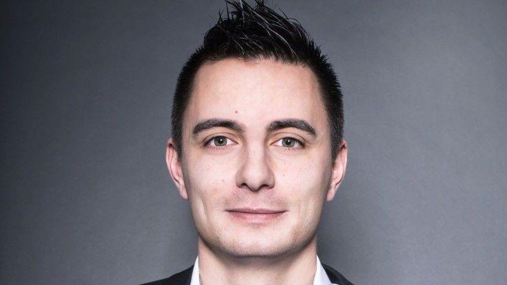 Denis Schlumpberger ist Teamleiter IT-Backoffice Systems bei der Würth Elektronik eiSos GmbH Co. KG.
