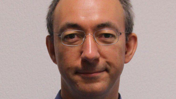 Frank Gard, Dozent an der ASW Berufsakademie Saarland und Gründungsgesellschafter der eXirius IT Dienstleistungen, konzipierte den aktuellen Test zum Perl Entwickler.