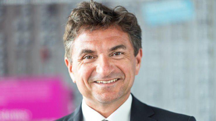 Ferri Abolhassan ist seit Oktober für den Kundenservice der Telekom verantwortlich.