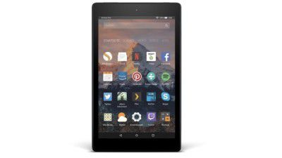 Tablet: Amazon Fire HD 8 (2017) im Test - Foto: Amazon
