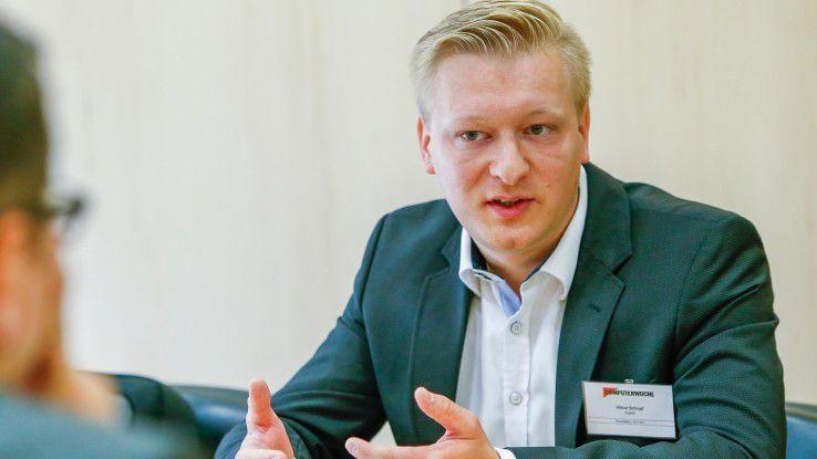 """""""Unternehmen können die Mitarbeiter nach ihren subjektiven Eindrücken fragen"""", rät Viktor Schopf, Pre-Sales Consultant bei Ivanti."""