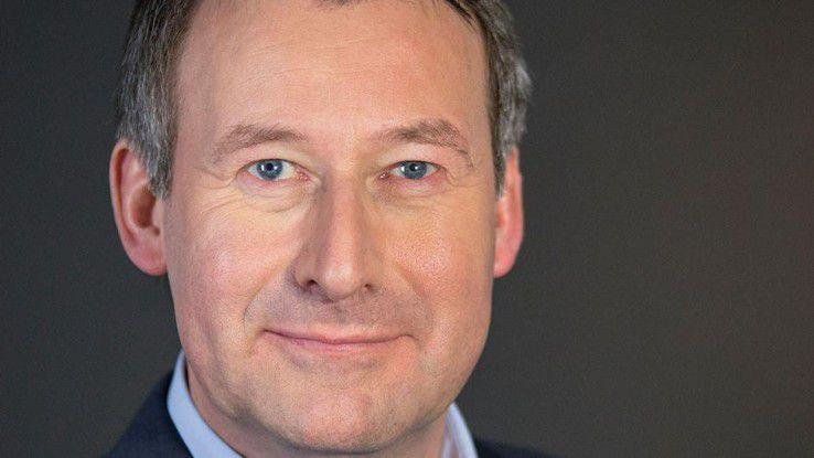 Martin Brochhaus ist HR-Chef beim IT-Beratungsunternehmen Materna.