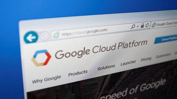 Google verstärkt seine Bemühungen, Unternehmen als Cloud-Kunden zu gewinnen.
