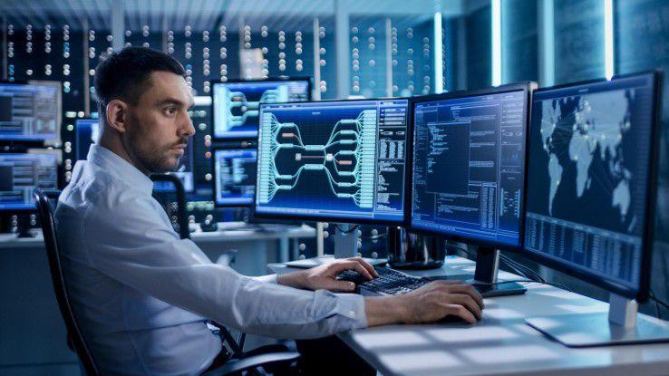 Unterm Radar: Erschreckend viele Anwender nutzen Cloud-Services ohne Autorisierung ihrer IT-Abteilung.