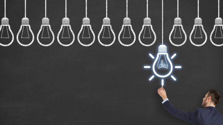 Neue Ideen müssen nicht unbedingt bahnbrechend sein. Oft resultieren sie aus den Mängeln älterer Lösungen.