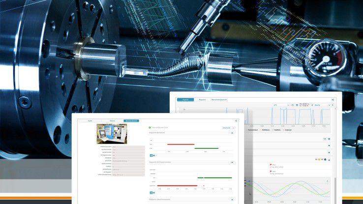 Der Fleet Manager for Machine Tools ist eine von zahlreichen Apps für MindSphere. Weitere Apps dürften im Zuge der Partnerschaft mit der Software AG folgen.