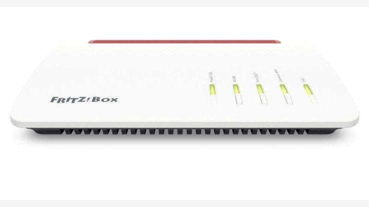 Heimnetz Lan Die Fritzbox Blinkt So Deutet Man Router