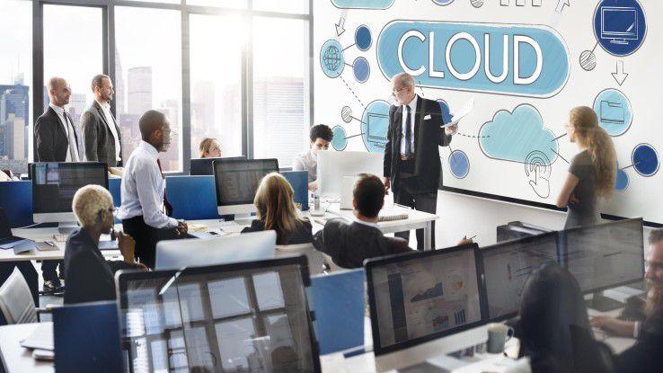 Nach AWS und Azure unterstützt BT nun mit seinen Connect-Direct-Services auch die IBM Cloud.