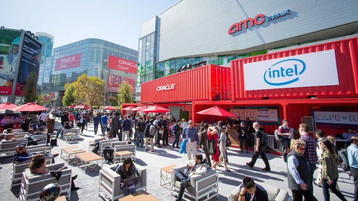 Auf der OpenWorld 2017 attackierte CEO Larry Ellison den Rivalen Amazon Web Services heftig.