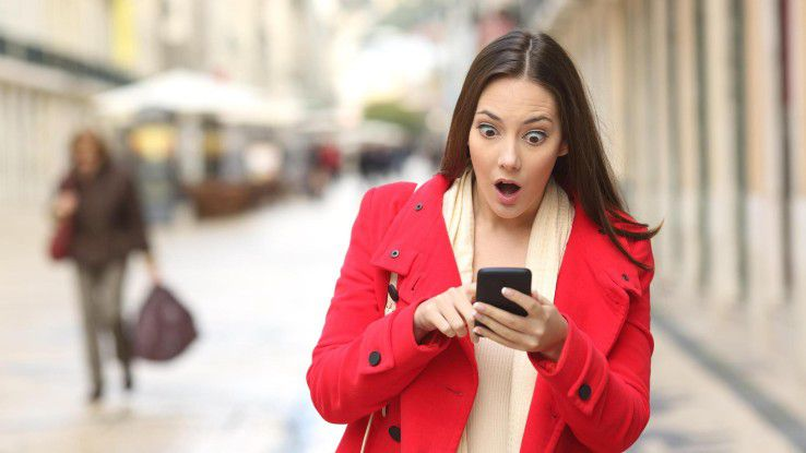 BKA spioniert Smartphones mit Staatstrojaner aus.