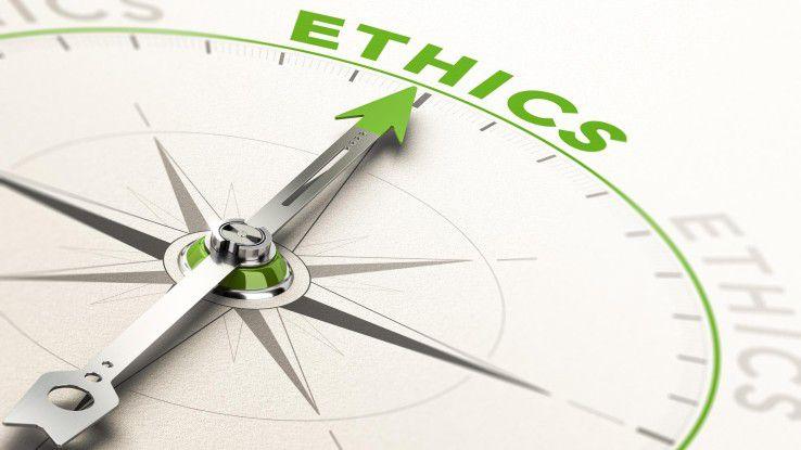 Die mangelnde Fähigkeit menschlicher Inuition drängt die künstliche Intelligenz in eine ethische Sackgasse.