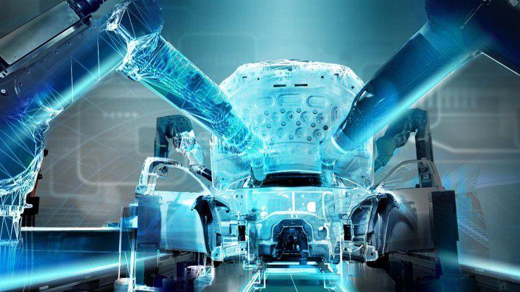 Mit IoT konnte Anlagenbauer Eisenmann den Trocknungsprozess in seinen Lackierstraßen verbessern.