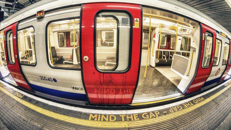 Londons U-Bahn soll mit Hilfe von Predictive Maintenance zuverlässiger und effizienter fahren.