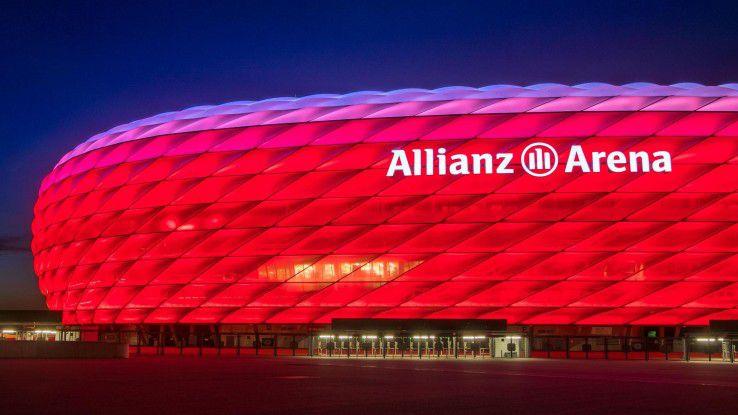 Mit IoT und MindSphere soll die Allianz Arena ein smartes Stadion werden.