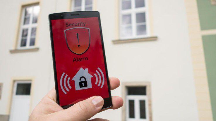 Siemens Kühlschrank Alarm Ausschalten : Smart home sicherheit: wer haftet wenn mein kühlschrank gehackt