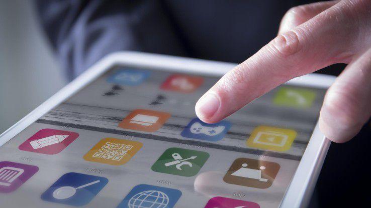 MAM kommt oft zum Einsatz, wenn ein mobiles Endgerät nicht via EMM-System verwaltet werden kann oder soll.