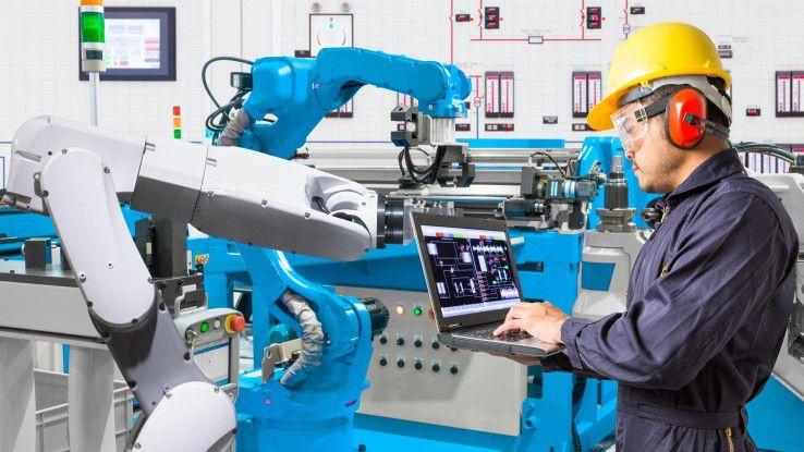 Industrie 4.0: In den nächsten zehn Jahren soll ein Großteil aller produzierenden Unternehmen einen digitalen Zwilling im Einsatz haben.