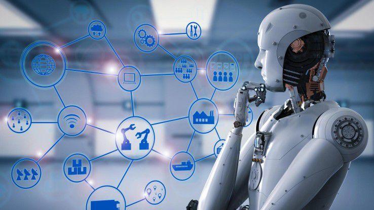 Künstliche Intelligenz bildet zukünftig die Grundlage für die Realisierung von hochautomatisierten beziehungsweise autonomen Systemen.