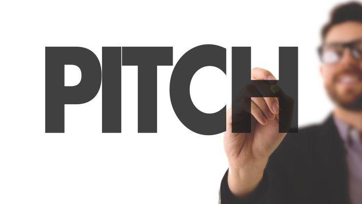Eine gute Pitch-Präsentation ist der Schlüssel, um Kapitalgeber zu überzeugen.