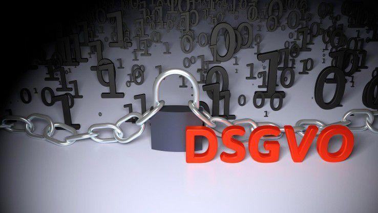 Die DSGVO stellt auch den Vertrieb vor akute Probleme - umso wichtiger ist es nun die firmeninternen Prozesse umzustellen.