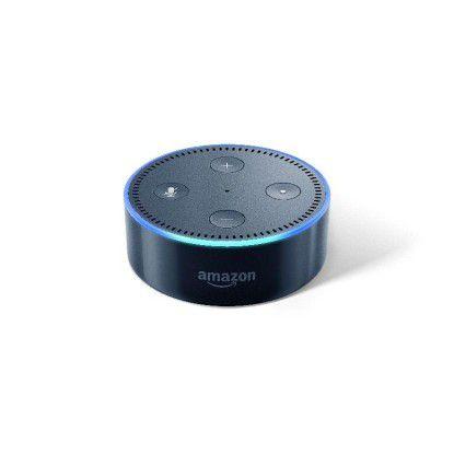 Im Vergleich mit dem großen Echo-System besitzt Amazon Echo Dot einen deutlich kleineren Lautsprecher und bietet daher auch eine schlechtere Soundqualität.