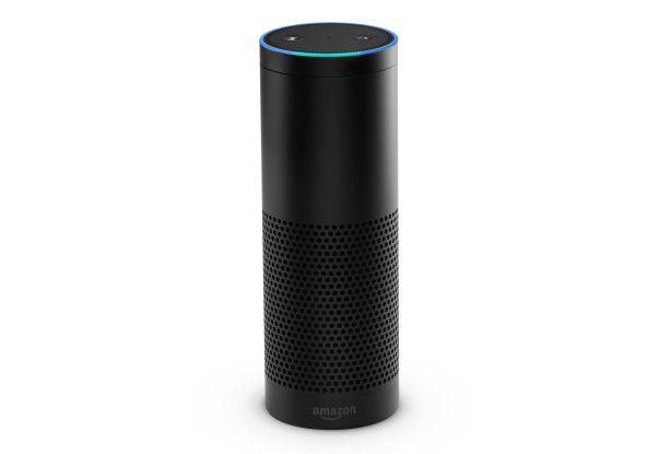 Amazon Echo ist ein vielseitig einsetzbares System zum Abfragen von Informationen, Abspielen von Musik und für die persönliche Terminplanung.